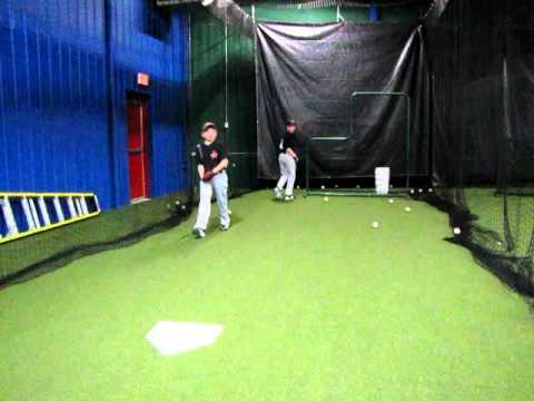baseball hitting for sponsors