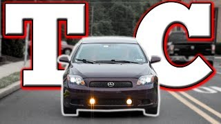 2010 Scion tC: Regular Car Reviews