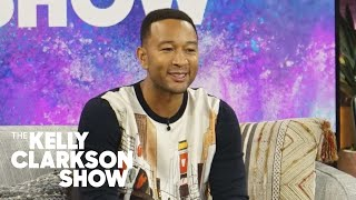 John Legend Defends Himself As A Good Instagram Husband  | The Kelly Clarkson Show
