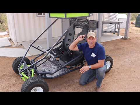 How to Build a Go-Kart