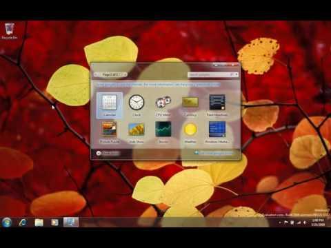 Windows 7 Home Premium Screenshots