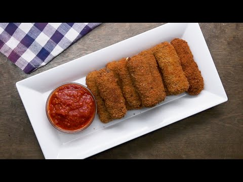 Meatball Mozzarella Sticks