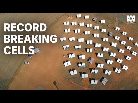 Super Solar Cells