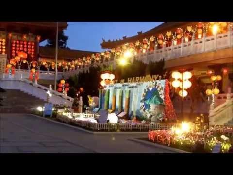 Visit To Hsi Li Temple Los Angeles, USA !