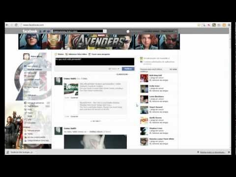 How to customize the layout of your Facebook page directly by templah
