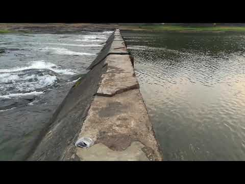 Nature's Water laminar flow at Padam Dungri Gujarat