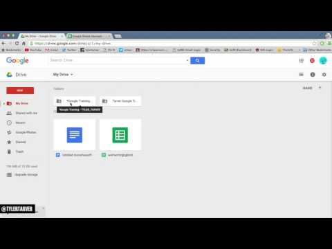 Changing File/Folder View in Drive // Google Drive Help