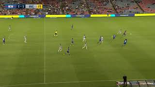 Hyundai A-League 2019/20: Round 20 - Newcastle Jets v Melbourne Victory (Full Game)