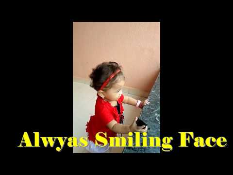 #Fist Step of early walking (#Baby# Ojal walk easily in just# 10 months): #SWEET OJAL