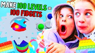 FIDGET TRADING IN TOWER OF HELL w/The Norris Nuts