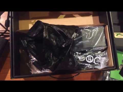 Xbox One (Day One Version) Unboxing