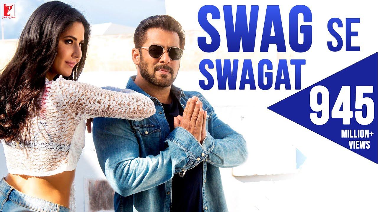 Swag Se Swagat Song | Tiger Zinda Hai | Salman Khan, Katrina Kaif | Vishal & Shekhar | Irshad Kamil
