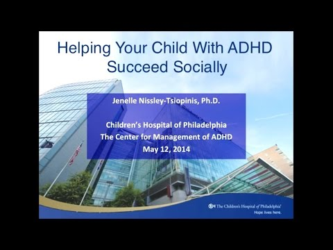 Helping Your Child With ADHD Succeed Socially