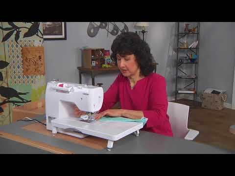 Bundle up your baby on It's Sew Easy with Joanne Banko (1513-1)