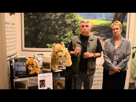 ASC 7298 - Mountain Lions Foundation Representative about Mountain Lions Safety