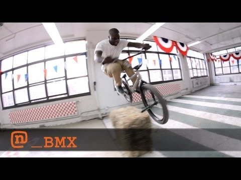 BMX Biker Nigel Sylvester - Live the Dream - Get Sylvester, Ep 7