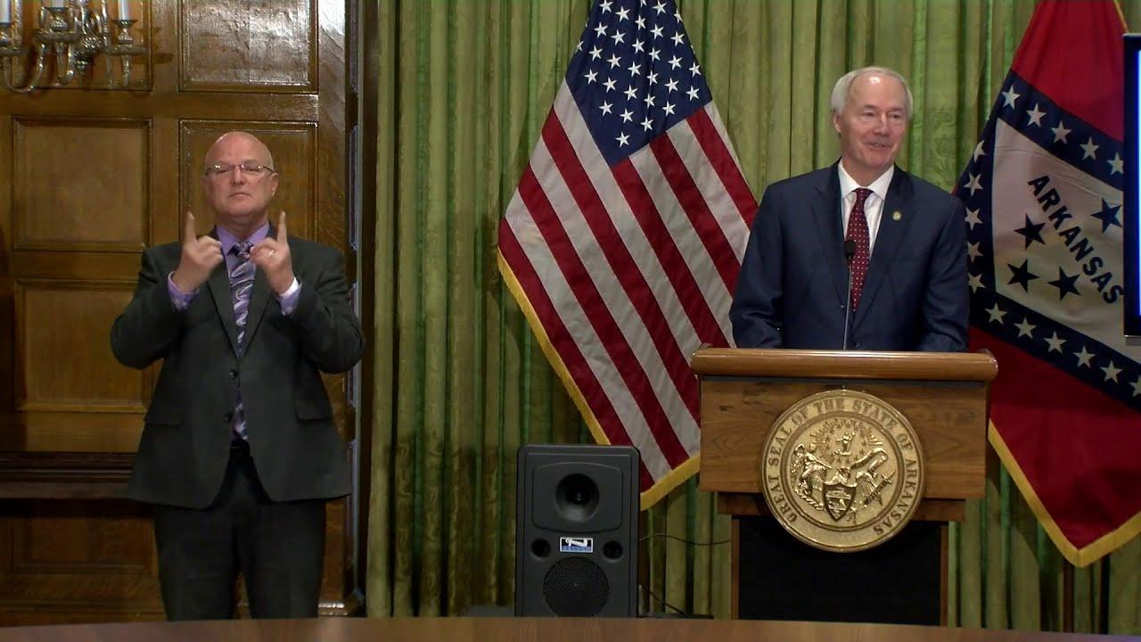 LIVE: Governor Hutchinson Provides COVID-19 Update to Media (04.02.20)