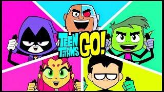 Teen Titans Go Full Episode   Robin - Cyborg - Raven [Cartoon Network Teen Titans Go Episode]