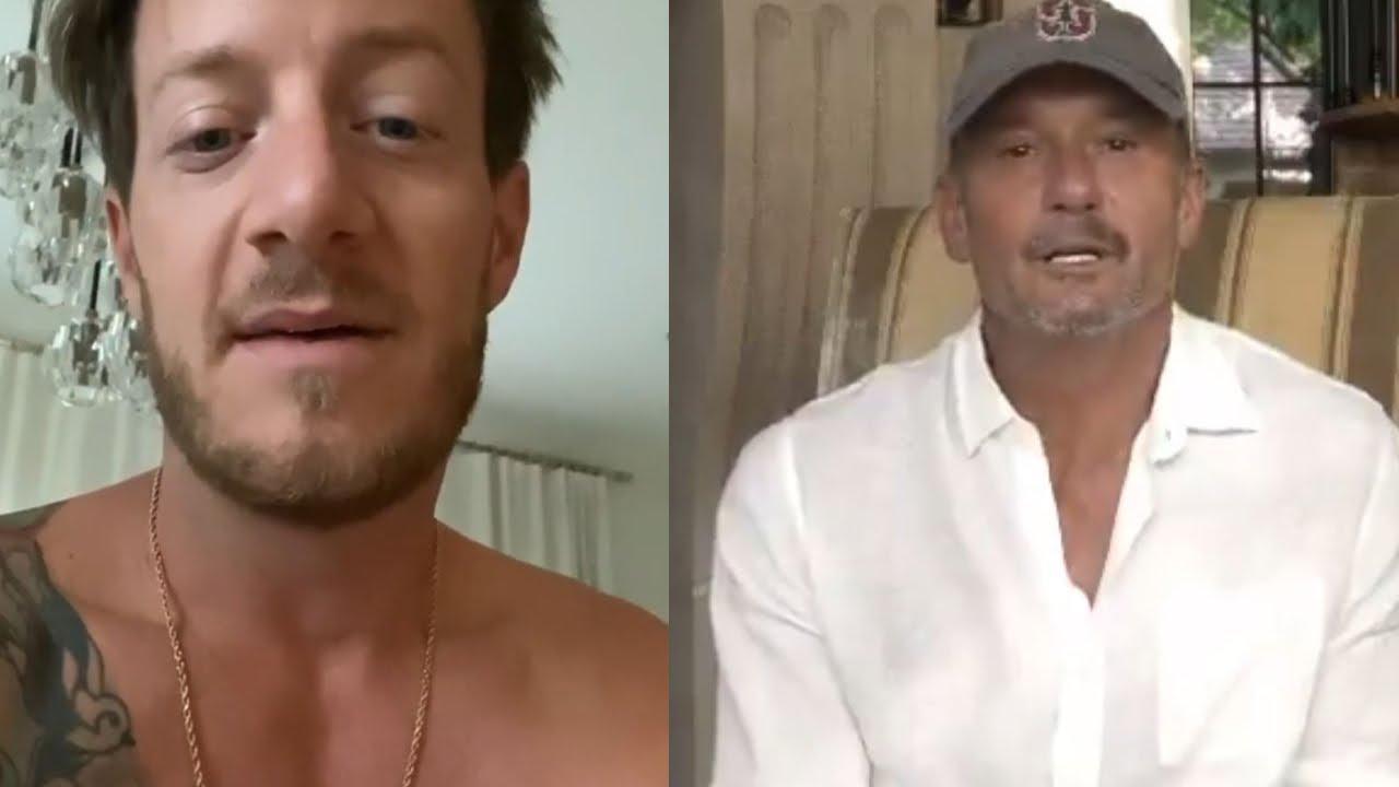 "Florida Georgia Line's Tyler Hubbard Seriously Hurt In Crash, Tim McGraw Daughters ""Don't Take S--T"""