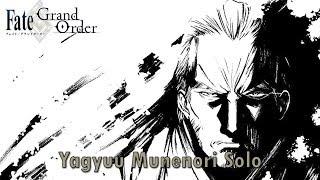 【FGO】GUDAGUDA Teito Seihai Kitan - vs Li Shuwen (Yagyū Munenori Solo)