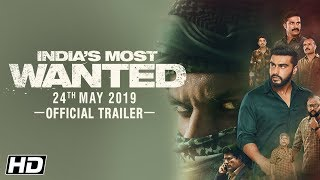 India's Most Wanted | Official Trailer | Arjun Kapoor | Raj Kumar Gupta | 24th May