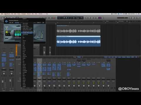 How to Use Auto Tune in Logic Pro X [OBOY]