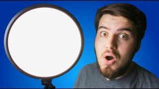 Budget LED Studio Edgelight! Viltrox VL-500T