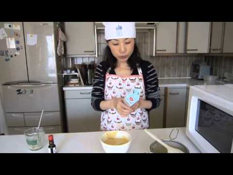Soy Milk Custard Cream and Trifle (Hummingbird's Kitchen episode 30)