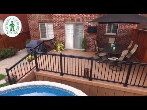 Moisture Shield pool Deck
