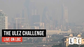 Nick Ferrari's ULEZ Challenge: Watch In Full - LBC