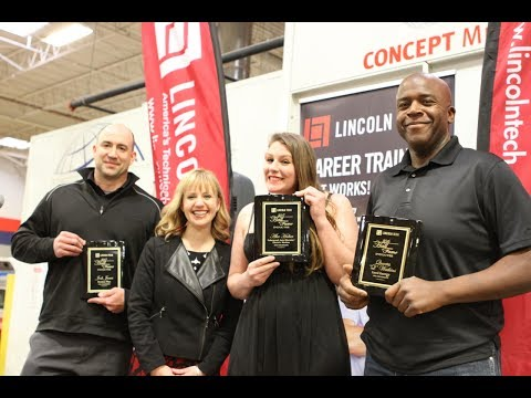 2017 Lincoln Tech Denver Campus Hall of Fame Induction Ceremony