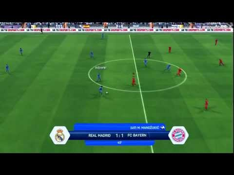 Fifa 14 | Kick-Off Goal Tutorial | How to score DIRECTLY after Kick-Off | PatrickHDxGaming