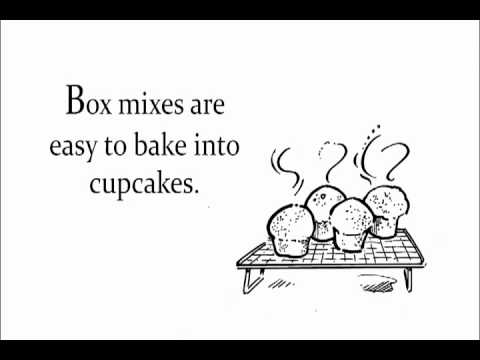 Cupcakes: Box Mixes vs. Cupcakes from Scratch