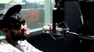 IKKA SINGH RARE INTERVIEW (TALKING ABOUT HIS MUSIC & YO YO HONEY SINGH @104.8 OYE FM BY RAAJ JONES