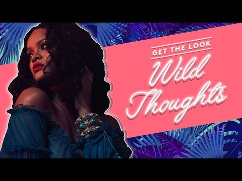 GET THE WILD THOUGHTS LOOK | FENTY BEAUTY