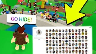 IF I FIND YOU FIRST, YOU WIN ROBUX! (Roblox Meepcity)