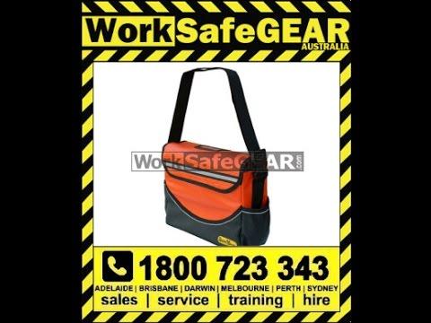 How To Use Rugged Xtremes PVC Orange Crib Tool Bag