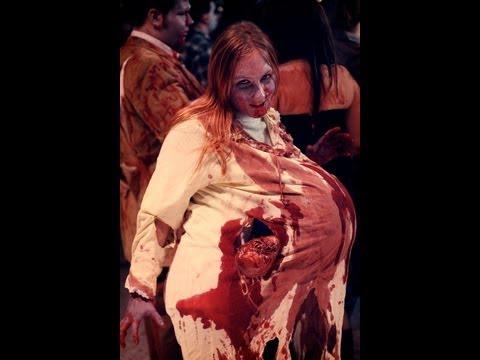 Top 10 Scary Halloween Costumes For Females. Ghosts, Aliens, Monsters. Pranks. It Screams