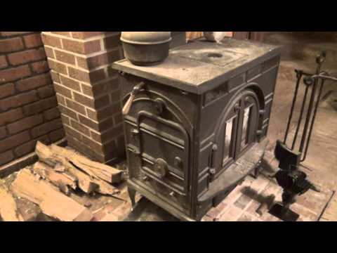 Consolidated Dutchwest Woodstove FA264CCL, Replacing the Catalytic Combustor