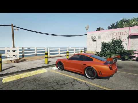 Grand Theft Auto 5 - Casual Sunday Drive In A Porsche 911 GT3 (Driving Like A Normal Person)