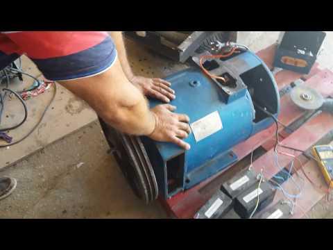 LOW RPM Synchronus Generator