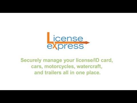 License eXpress Quick Tour