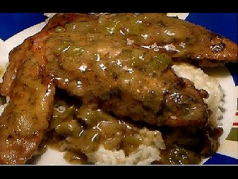 The BEST Smothered Turkey Wings Recipe: How To Make Baked Turkey Wings In Gravy
