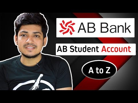 Student Account AB Bank A to Z