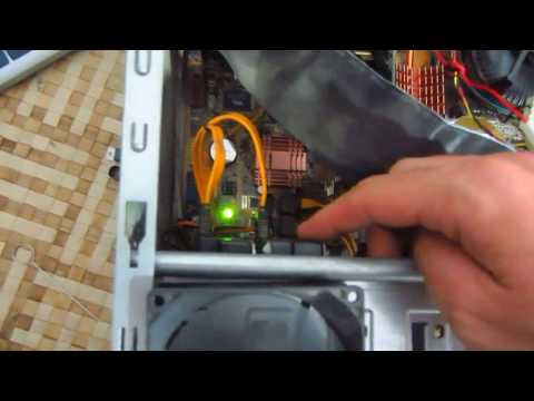 How to select from which Hard Disk to boot the PC (Asus P5K)