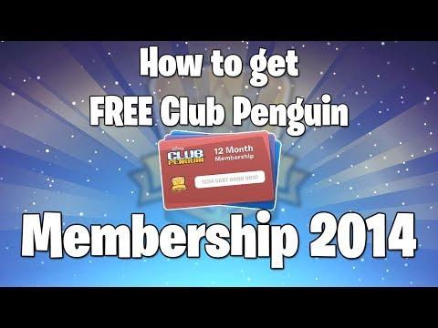 Club Penguin - Free 30 Day Membership Trial