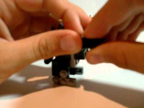 Lego Transformers #2 ROTF Grindor
