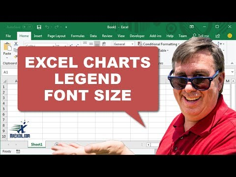 Learn Excel - Chart Legend Font Size - Podcast 1794