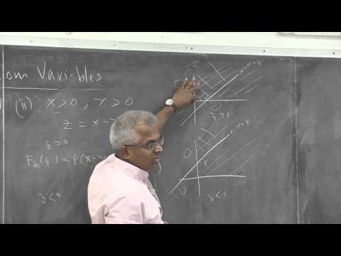Pillai: One Function of Two Random Variables Z = X - Y (Part 2 of 6 )