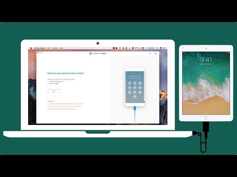 How to Remove Passcode from iPad on Mac ?